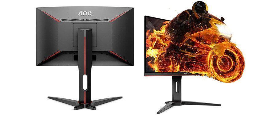 aoc C32G1 monitor