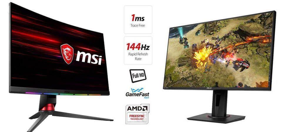 opinion comprar monitor 144hz full hd