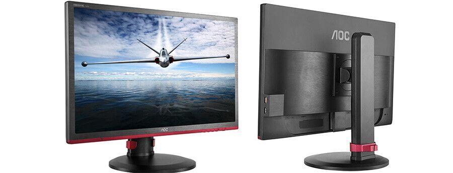 monitor 144hz barato AOC G2460PF