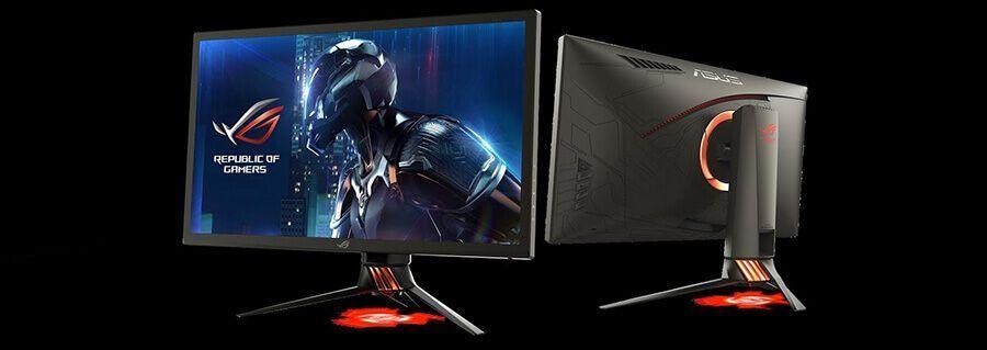 mejores monitores 144hz 2k