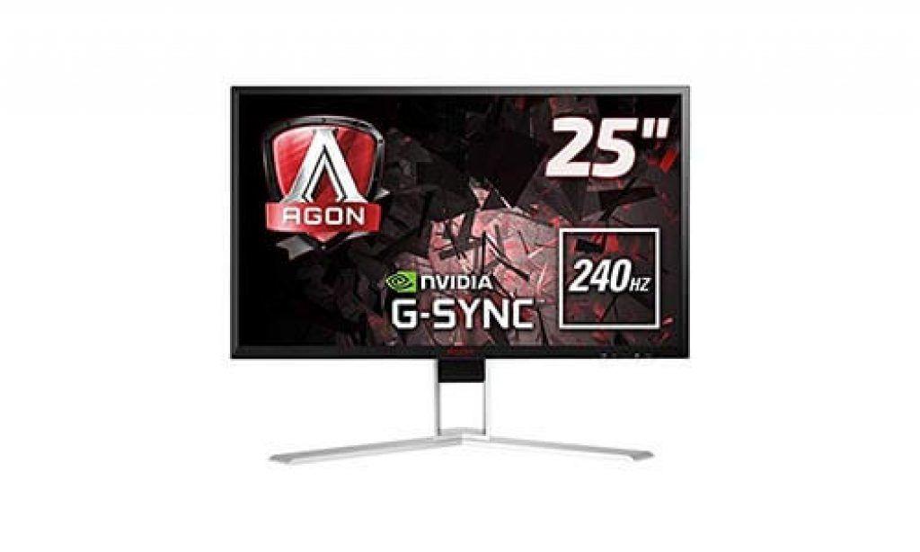 opiniones de monitor 240hz AOC Agon AG251FG