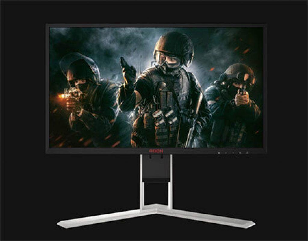precio monitor 240hz AOC ag251fz