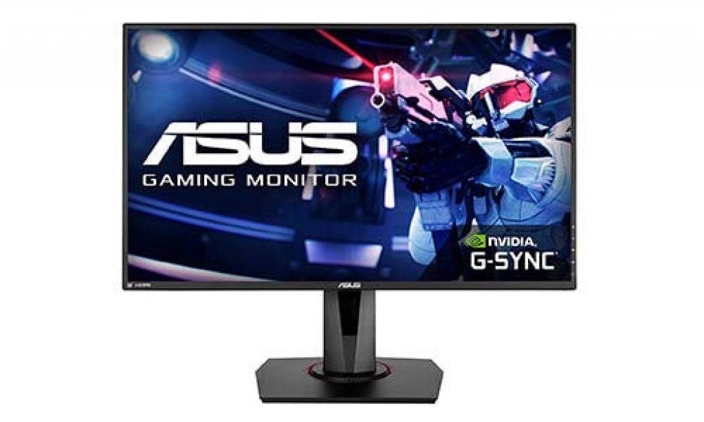 mejor monitor 165hz Asus vg278qr