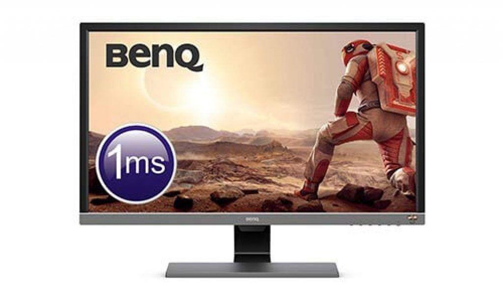 mejor monitor para ps4 BENQ EL2870U