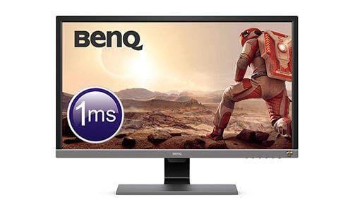 cuales son los mejores monitores para ps5 BENQ EL2870U