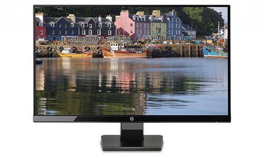 mejor monitor 24 75 hz HP 27w