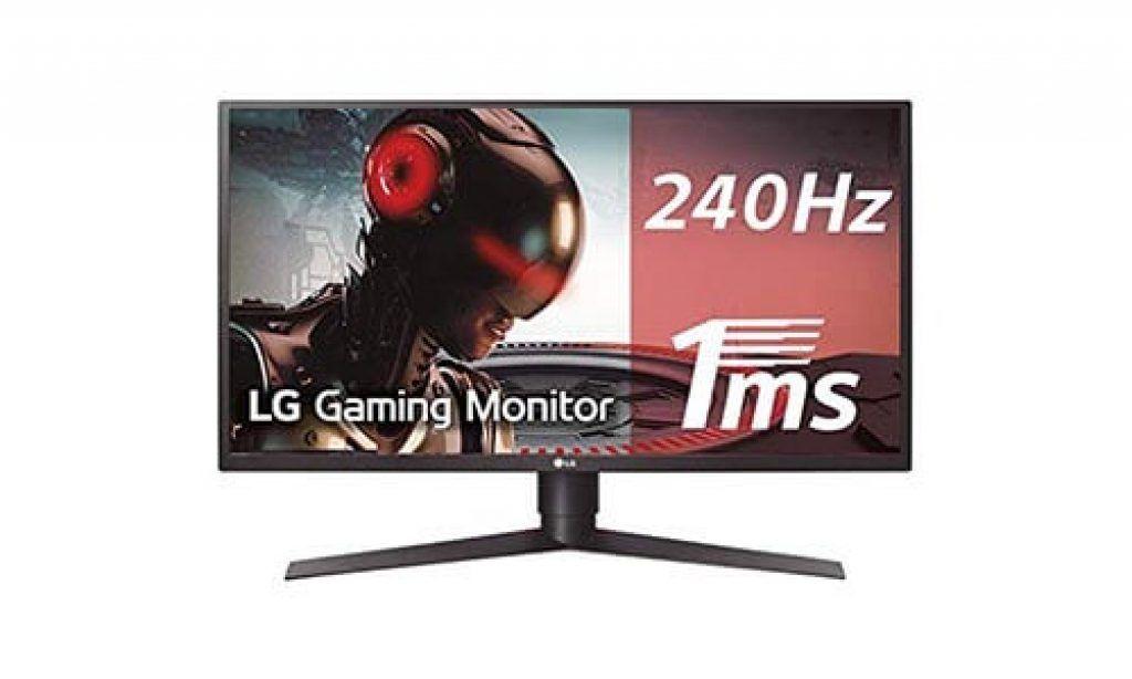 cual es el monitor 240hz mas barato LG 27GK750F-B