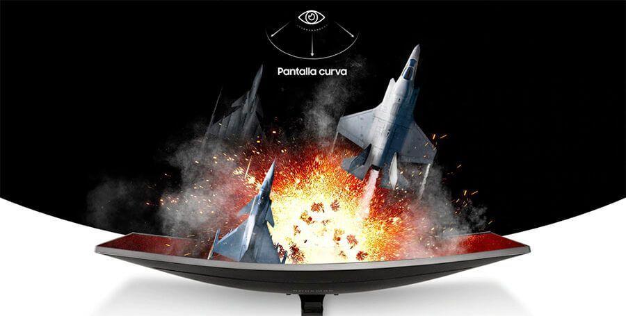 review samsung c32jg56qqux monitor