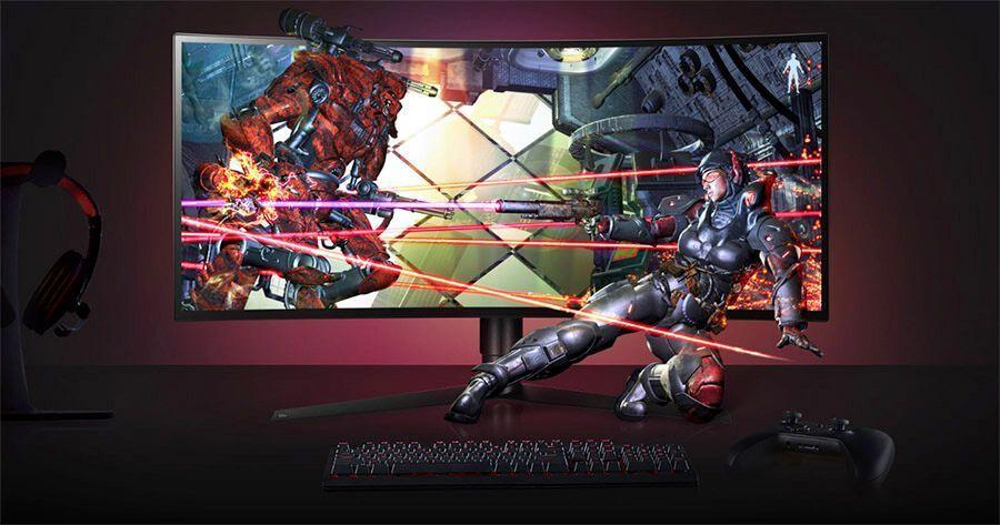 precio monitor gaming lg 34gk950g