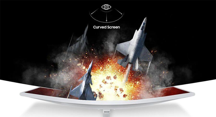 review de Samsung C32JG51F monitor gaming
