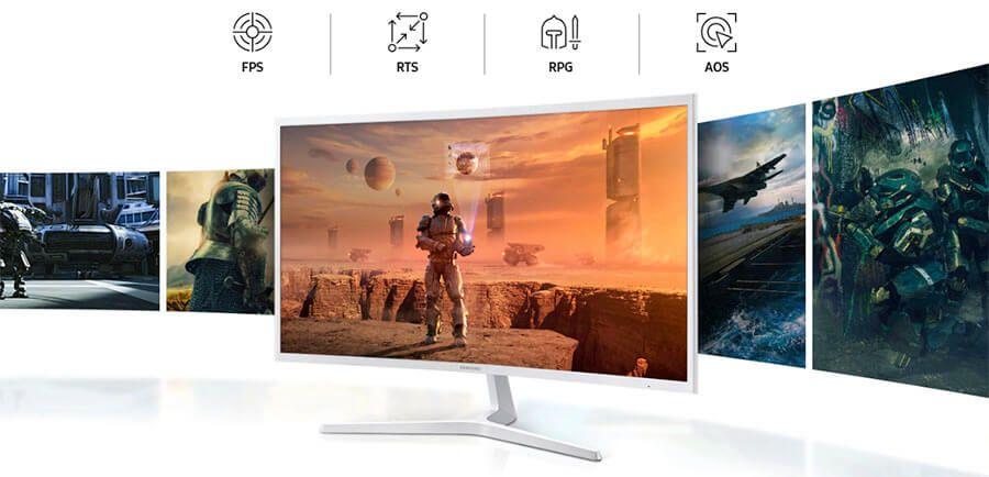 Mejor precio para monitor gaming C32JG51F