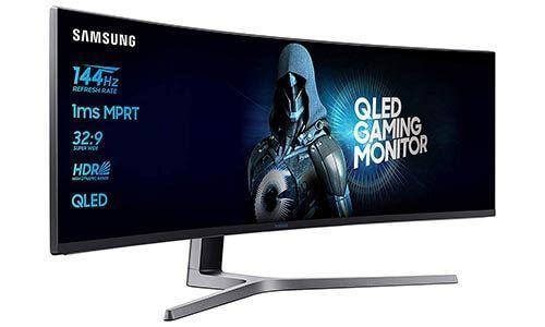 monitor ultra ancho C49HG90DMU