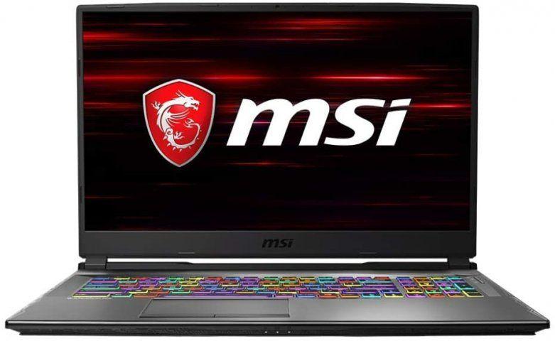 MSI leopard portatil gamer